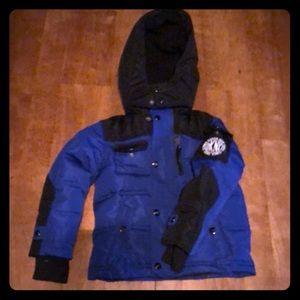 DKNY boy's 3T heavy winter coat